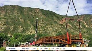 Glenwood Springs replaces 27th Avenue bridge