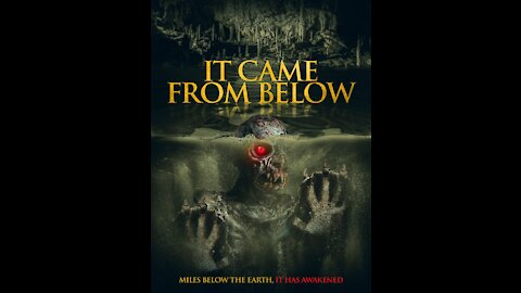 IT CAME FROM BELOW Review