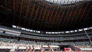 Athletes Test Olympic COVID Protocols
