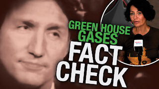 FACT CHECK: Greenhouse Gases HIGHER under Trudeau Libs than Harper Conservatives