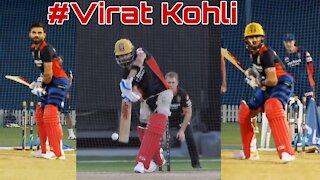 Virat Kohli practices for Dream 11 IPL 2020 - Bold Diaries