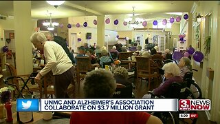 UNMC and Alzheimer's Association discuss new grant