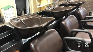 New guidelines for salons reopening on Monday