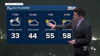 Monday Morning Weathercast