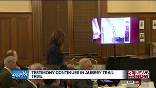 Day 5 of Aubrey Trail murder trial covers graphic details