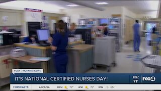 National Certified Nurses Day