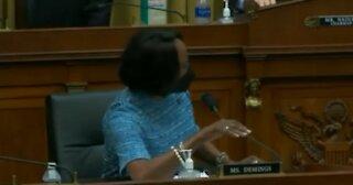 Democrat Demings Screams At Rep Jim Jordan On House Floor