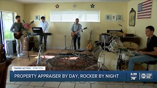 Pinellas Co. property appraiser's band opening for Everclear as live music returns