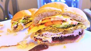 Bonus - The Pilgrim Sandwich