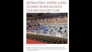 AZ Audit Update June 9 - We still don't have the Splunk Logs or Routers