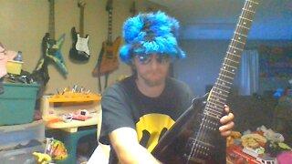 First Upload Guitar Improv Jam in Am