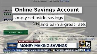 Make more money by saving more money