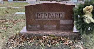 Gravesite of George Peppard