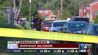 Baltimore Police sergeant injured in shooting