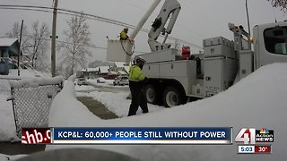 Frustration brews for some KCP&L customers without power