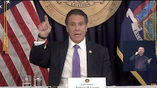 Andrew Cuomo Says Daughter Skipping Thanksgiving Means She 'Loves Me'