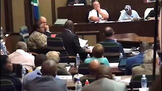 Nelson Mandela Bay council meeting collapses again (rjQ)