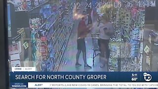 SD County Sheriff's Department looking for North County Groper