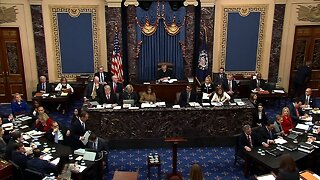 House Managers Make Opening Statements During Impeachment Trial