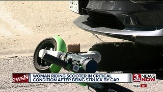 Scooter Accident