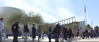 Volunteers continue training in advance of Nevada caucus