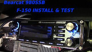 AirWaves Episode 35: Uniden Bearcat 980 SSB Install & Test