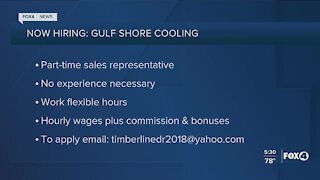 Who is hiring in Southwest Florida