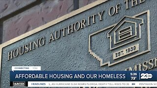 Affordable housing and the homeless