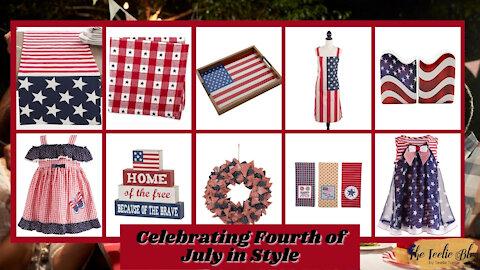 The Teelie Blog | Celebrating Fourth of July in Style | Teelie Turner