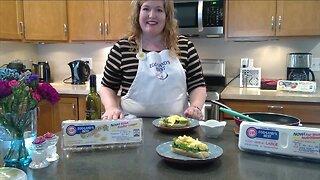 Egglands Best Recipe - Ricotta Arugula Brushetta