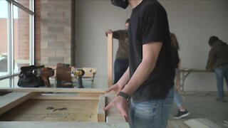 Orrville students launch program to make beds for children who don't have one