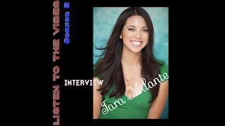 Listen to the Vibes-Tara Milante interview