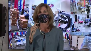 Wendy Sartory Link previews early voting in Palm Beach County