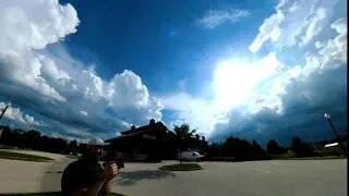 Thunderstorm ~ Awesome Timelapse Twister Clouds