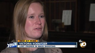 Dozens hold vigil for victims of gun violence