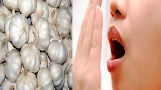 How to Remove Garlic Smell from Your Breath and Hands At Home   Health and Nutrition Channel
