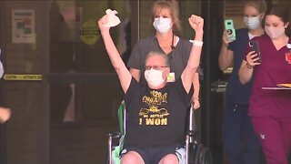 Coronavirus Hospital Patient Release