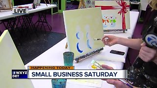 Small Business Saturday- Wyandotte
