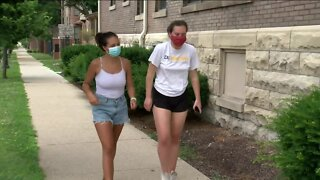 An increased number of young people are contracting COVID-19 in Milwaukee County.