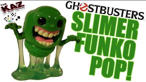 Ghostbusters 30th Anniversary Slimer Funko Pop