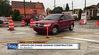 Second phase begins on Chase Avenue construction project