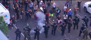 CDC: Protests could result in spike in COVID-19 cases