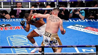Anthony Joshua denies rumors about his loss
