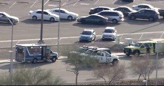 Update: Thief arrested after running across Las Vegas airport runway