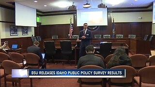 Boise State releases Idaho Public Policy Survey results