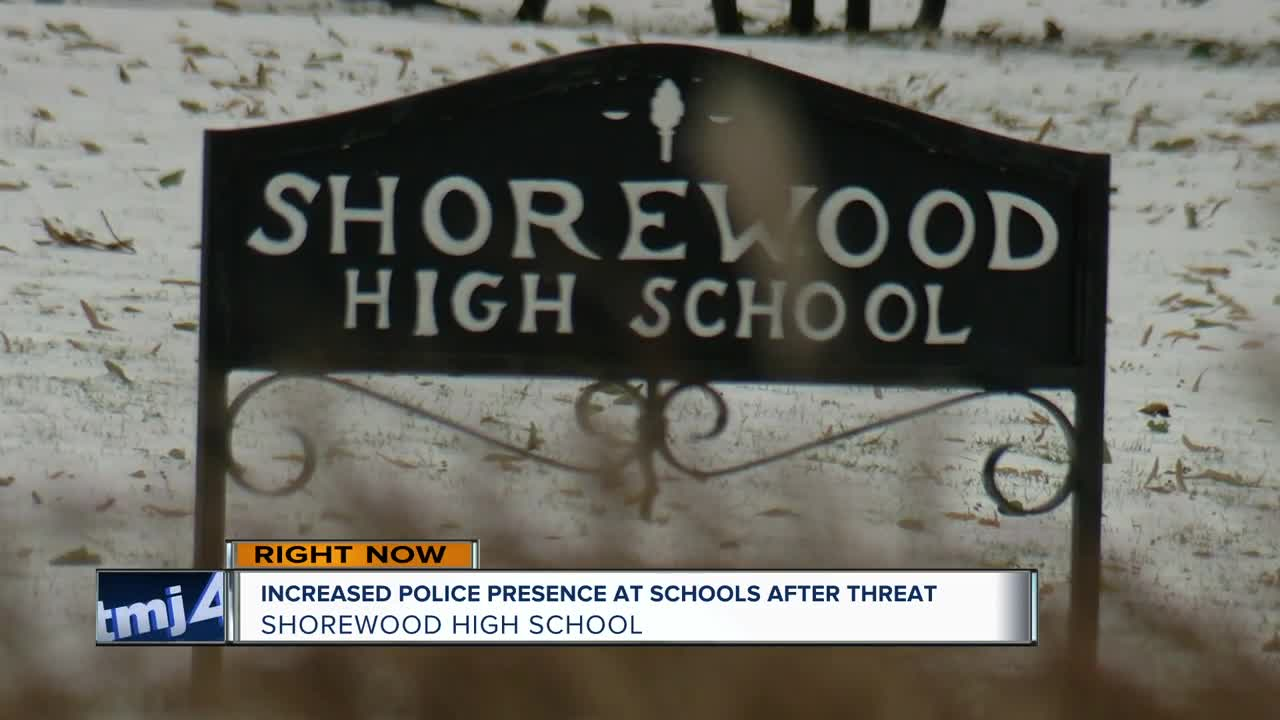 Shorewood Schools to reopen with increased security Thursday