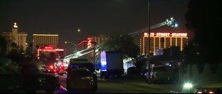 UPDATE: Deadly fire near downtown Las Vegas