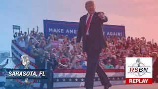 President Donald J. Trump Full Speech at Sarasota, FL. Rally