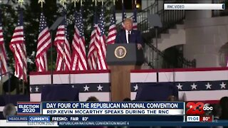 Night Four of the RNC Convention Recap