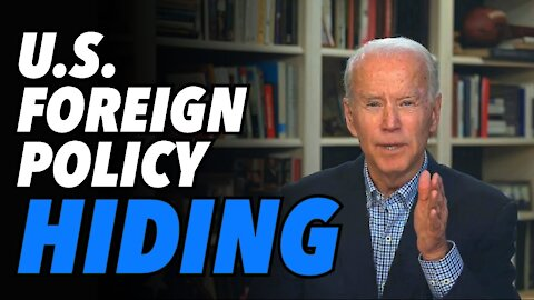 U.S. Foreign Policy hiding in the basement (LIVE)